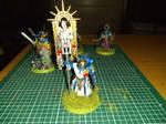 Astral Knights Bladeguard Standard Bearer Nicodeam