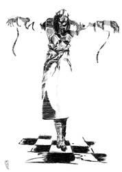 Psycho Mantis by darksavior