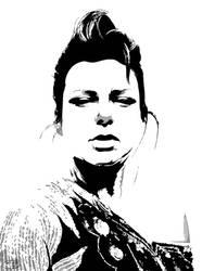 Luciana Caporaso by darksavior