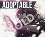 [CLOSED]  adoptable - Tatakai Kimi wa