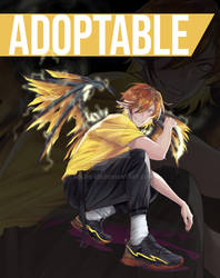 [SOLD]  adoptable - Inazuma Hikari