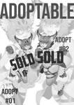 [SOLD]  adoptable - Karakaru Itoko