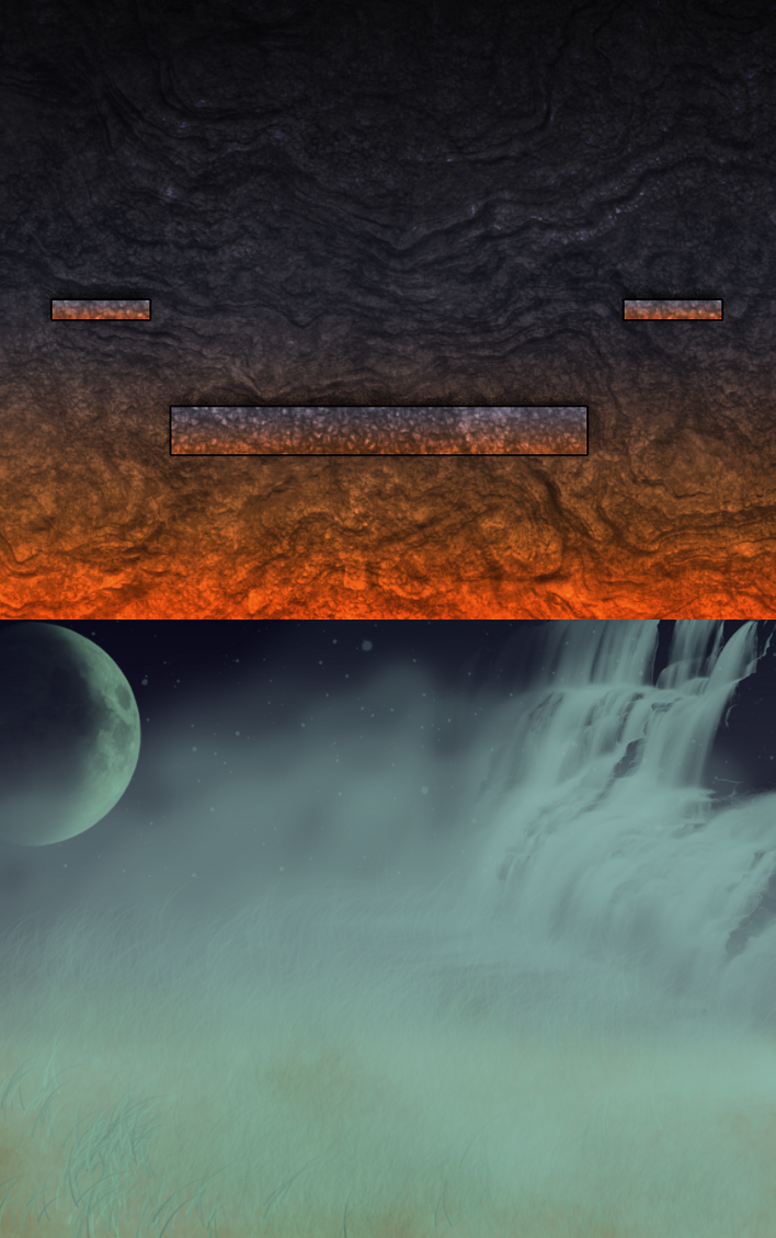 [2013] Unused Background Concepts by MSPToons