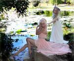 Aphrodite and Persephone iii