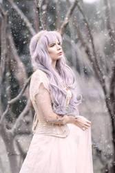 :Softly Falling II: by DollyPrincess