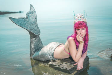 Mermaid IV by DollyPrincess