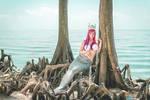 Mermaid Throne