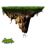 Floating island png