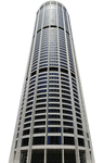 Building, round skyscraper png