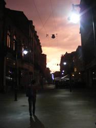 Night in Bucharest