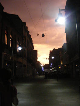 Night in Bucharest two