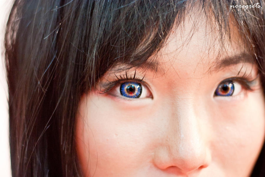 Kara No Kyoukai Mystic Eyes Of Death Perception By