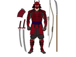 Historical Warriors - Samurai