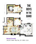 The apartment from the movie THE BOYS in the BAND by nikneuk