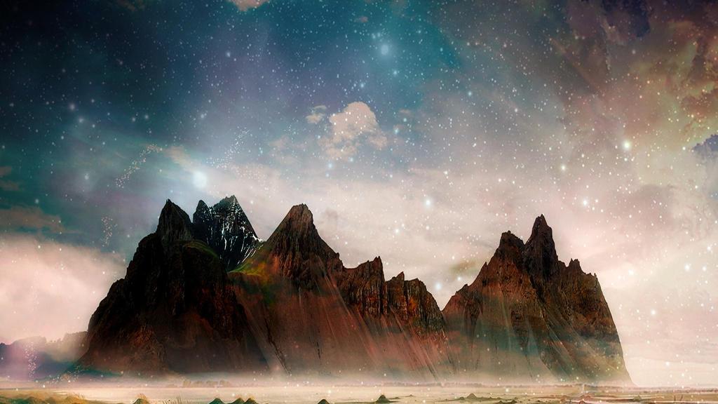 Mountains by ZloyKritik