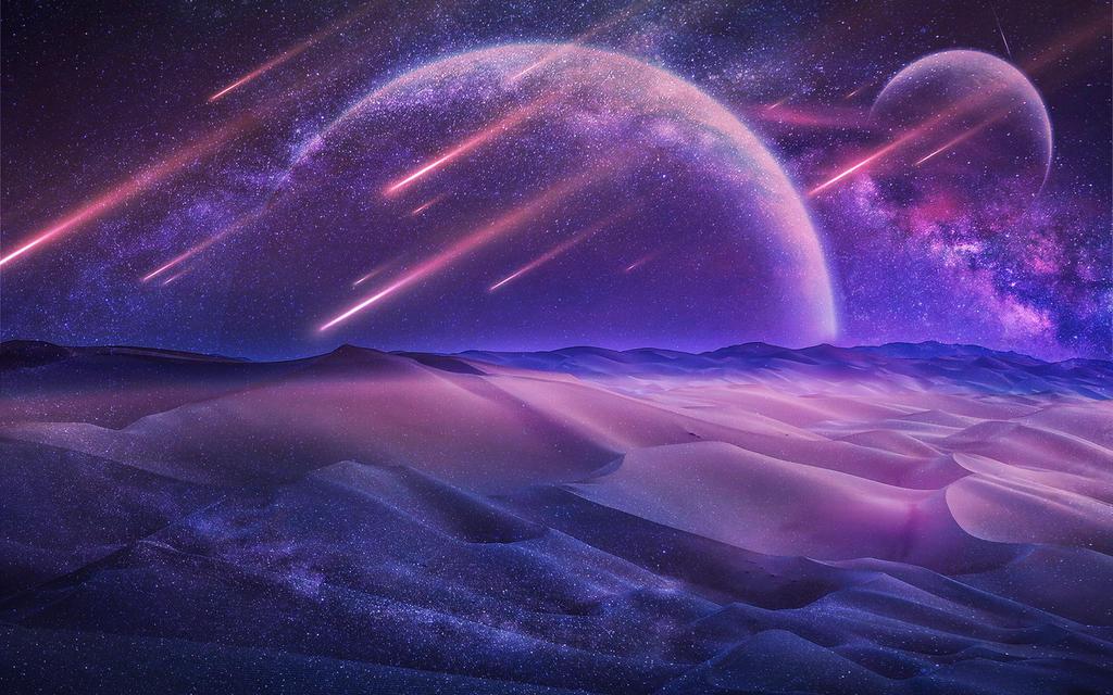Sandy dunes by ZloyKritik