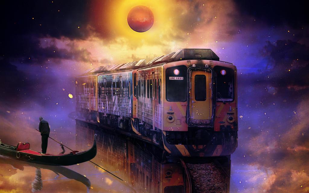 Train by ZloyKritik