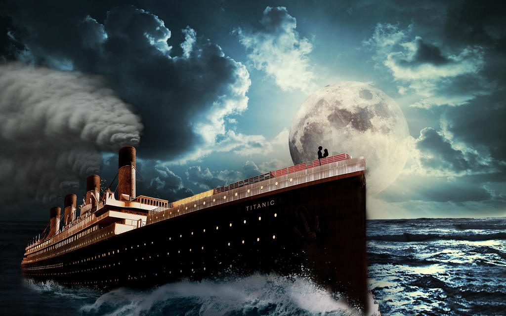 Titanic by ZloyKritik