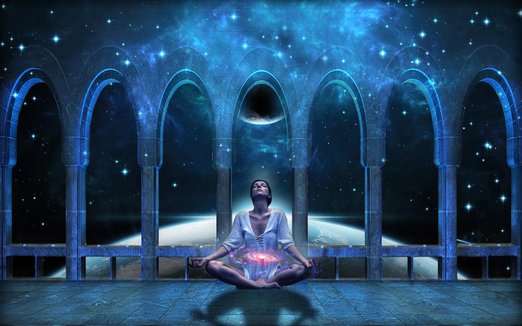 Meditation by ZloyKritik
