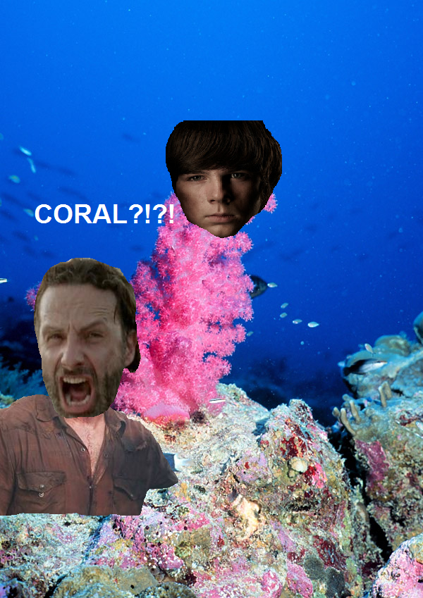 Rick and Coral by NyanCatx