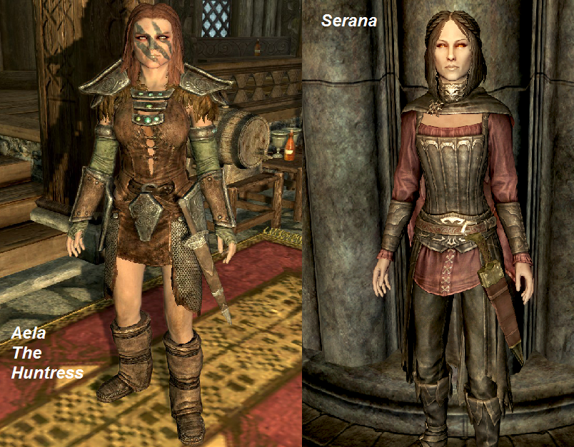 how to make followers equip armour in skyrim