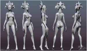 Gen Femme by YBourykina
