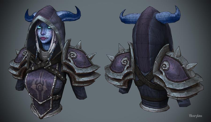 Draenei Fan Art World Of Warcraft Forums