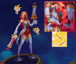 Star Guardian Miss Fortune Wires