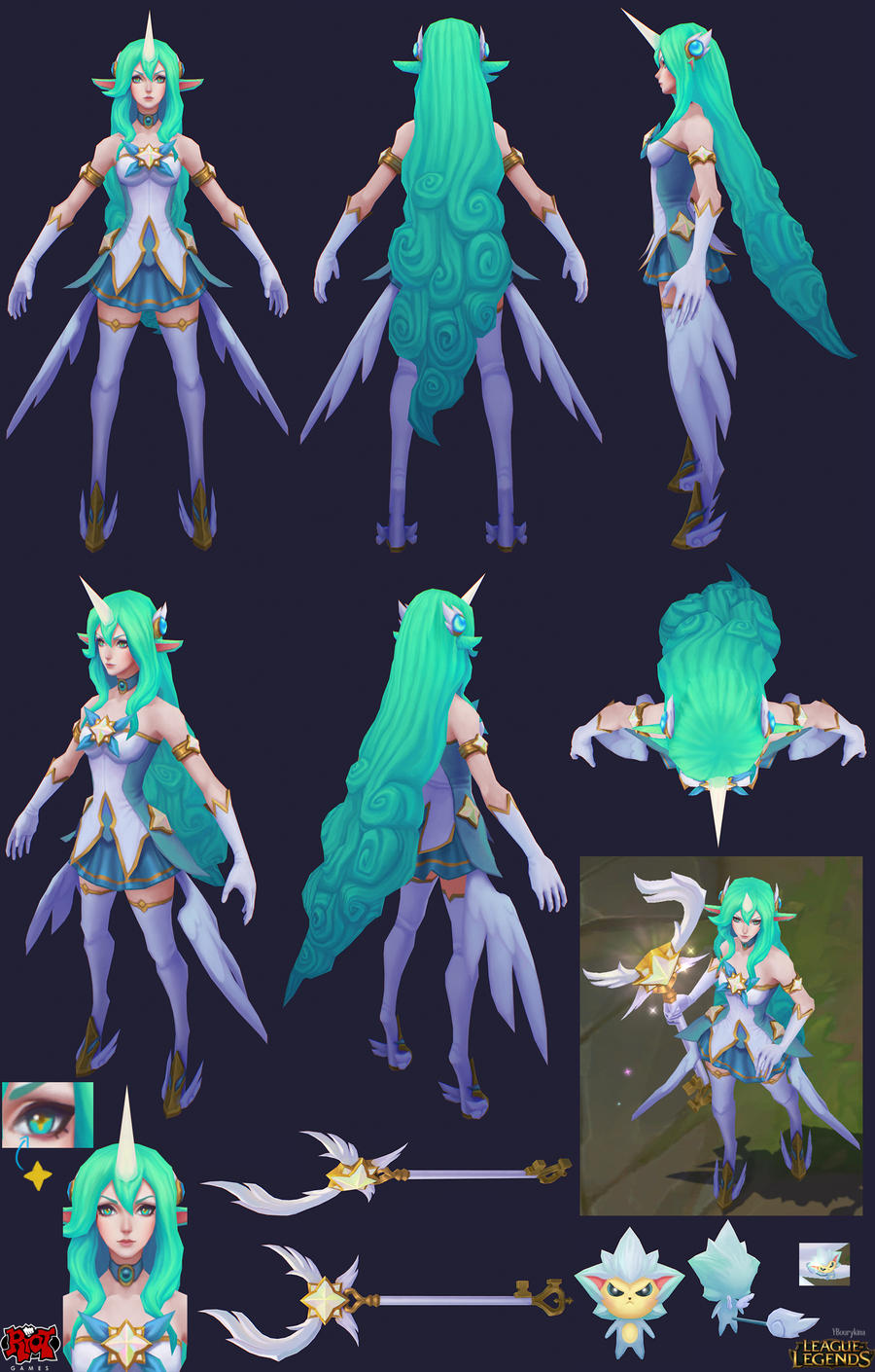 Star guardian soraka cosplay