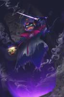 Sharp's curse by kurowri