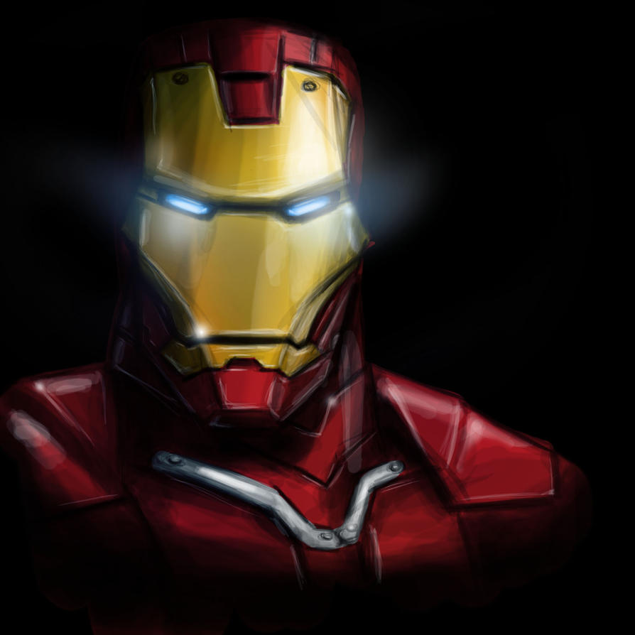 Ironman by legin21