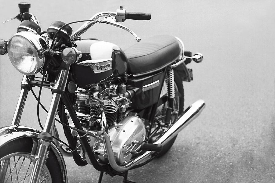 Grandpa's Motorcycle