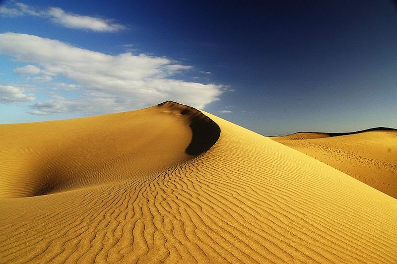 illusion of a desert by olsenbande76