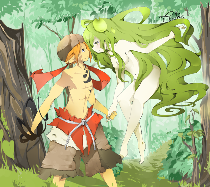 Wakfu: Sacrier and bellaphone by kazeichiru