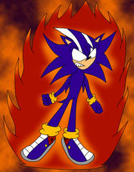 Darkspine Radical by Jenodragus