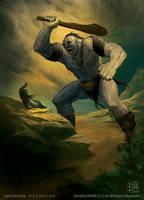Last Chronicle - Descendant of the Gaira by raqmo