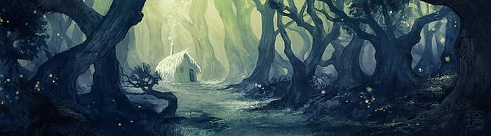 Dark Forest by raqmo