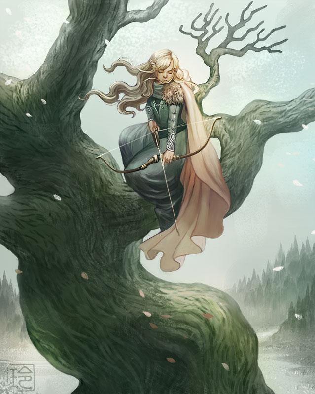 Robin Hood by raqmo