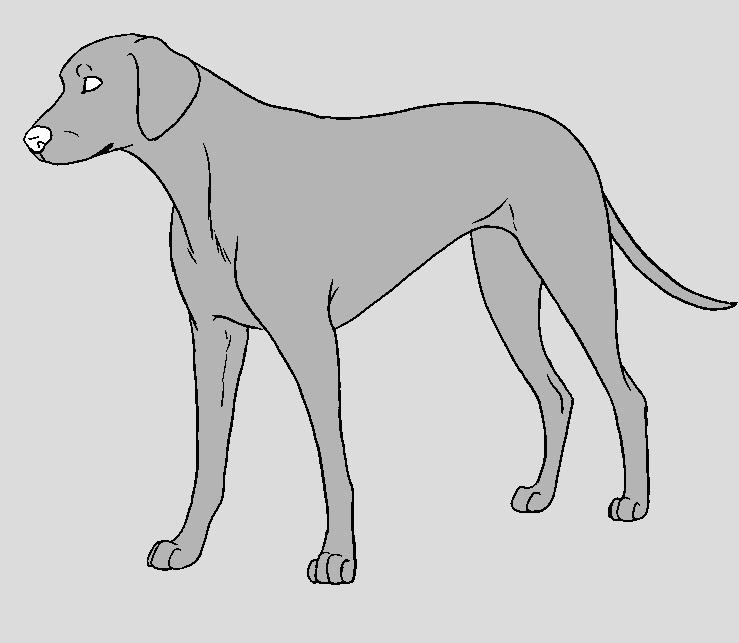 Dog Template - Dalmatian by NaruFreak123-Bases on DeviantArt