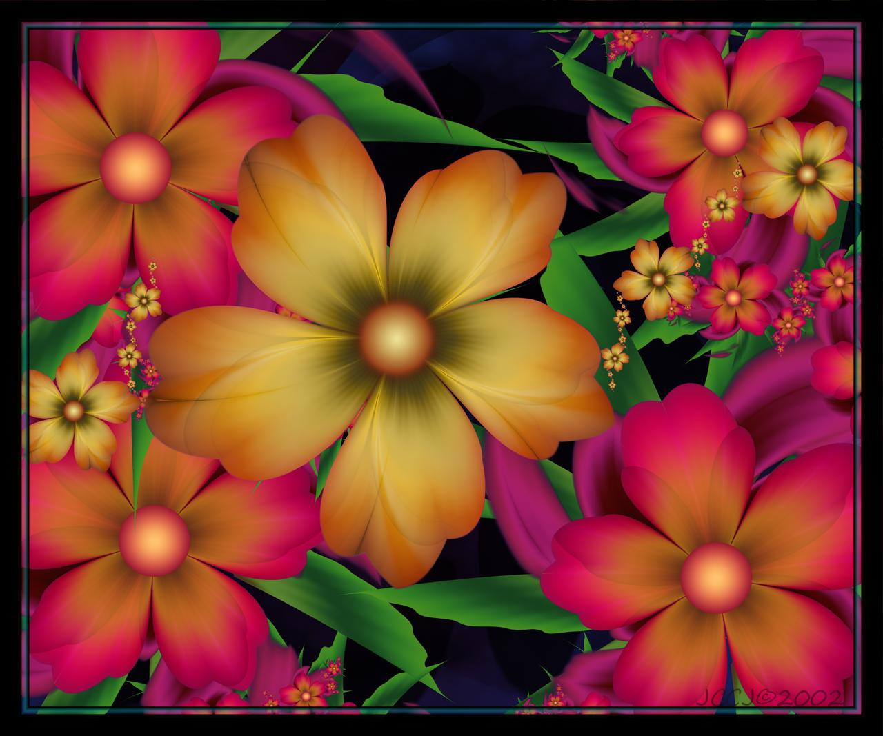 Spring Garden by JCCJ756