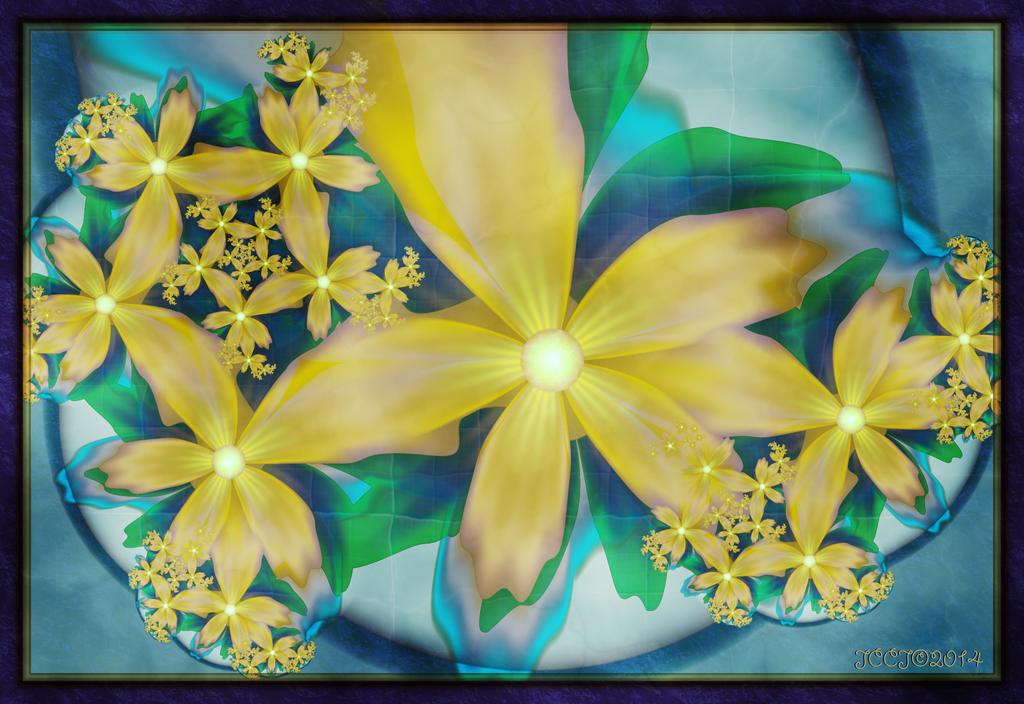 Lemon Blooms by JCCJ756