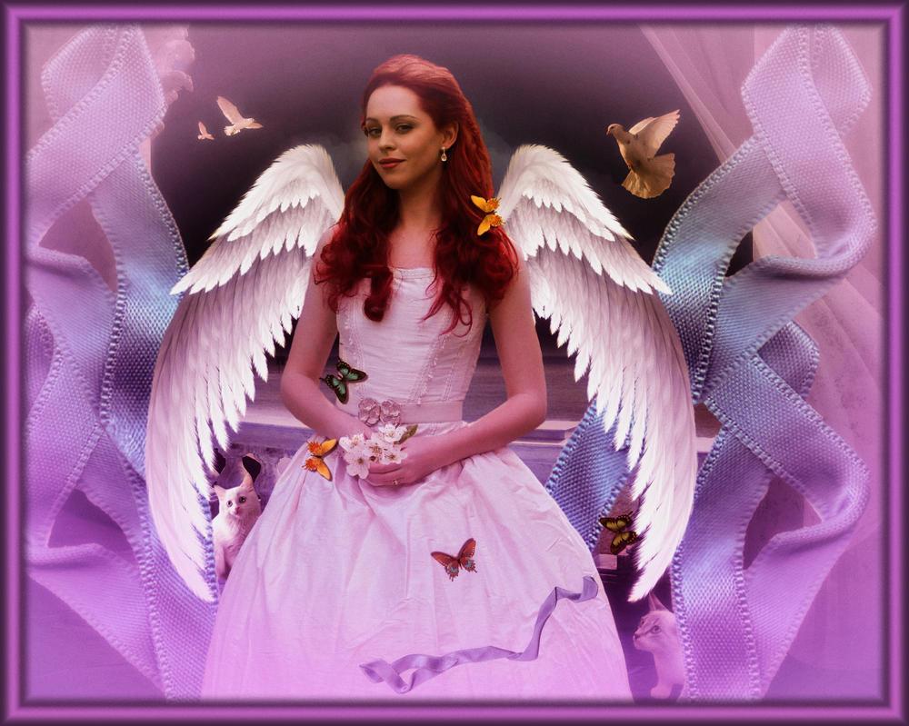 An Angel Among Us by JCCJ756