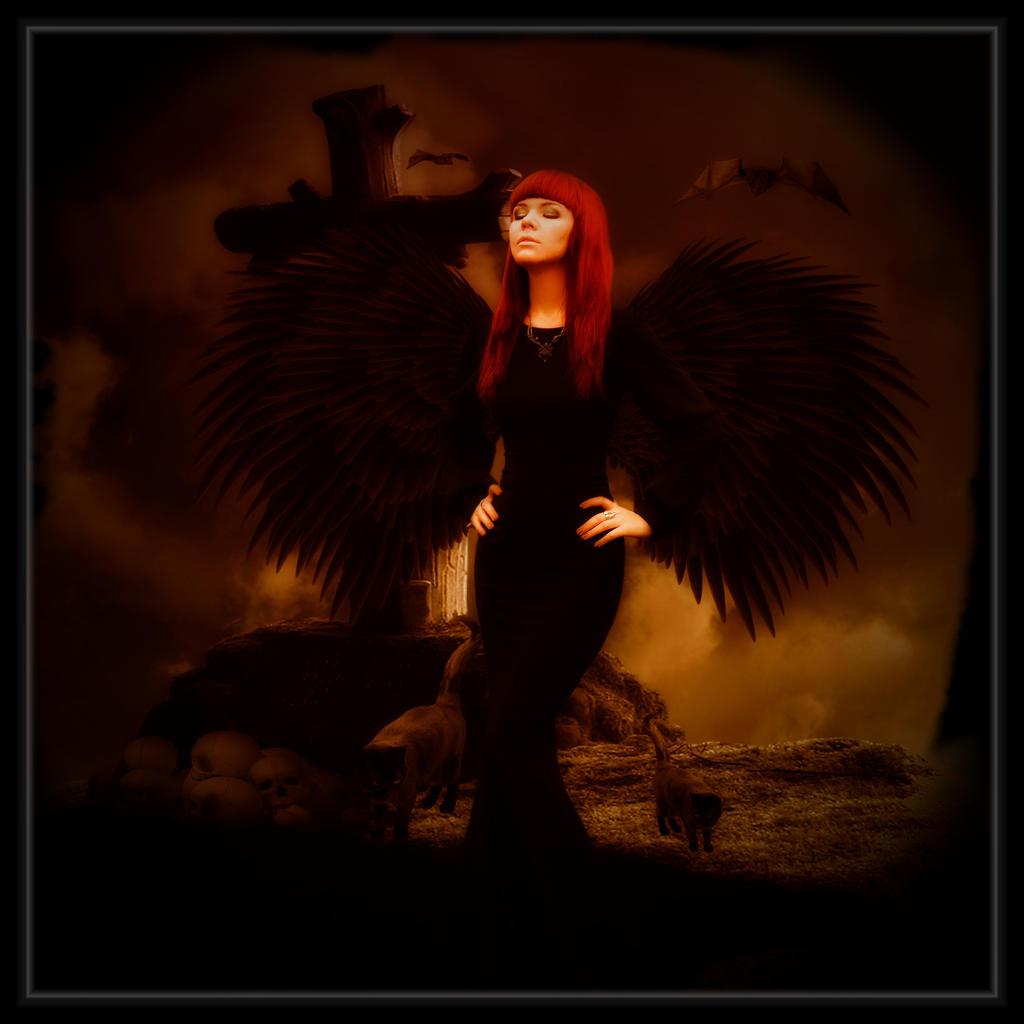 The Angel of Darkness by JCCJ756