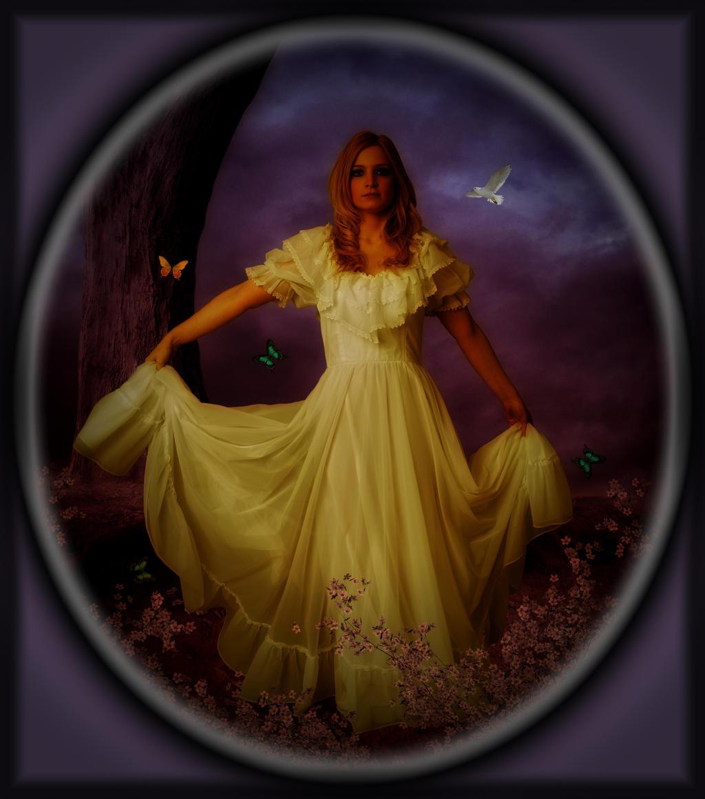 In Her Yellow Dress by JCCJ756