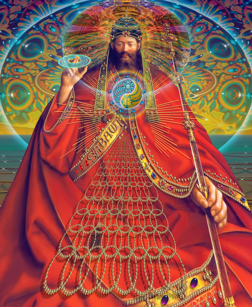 God The Father by scottfacon on DeviantArt