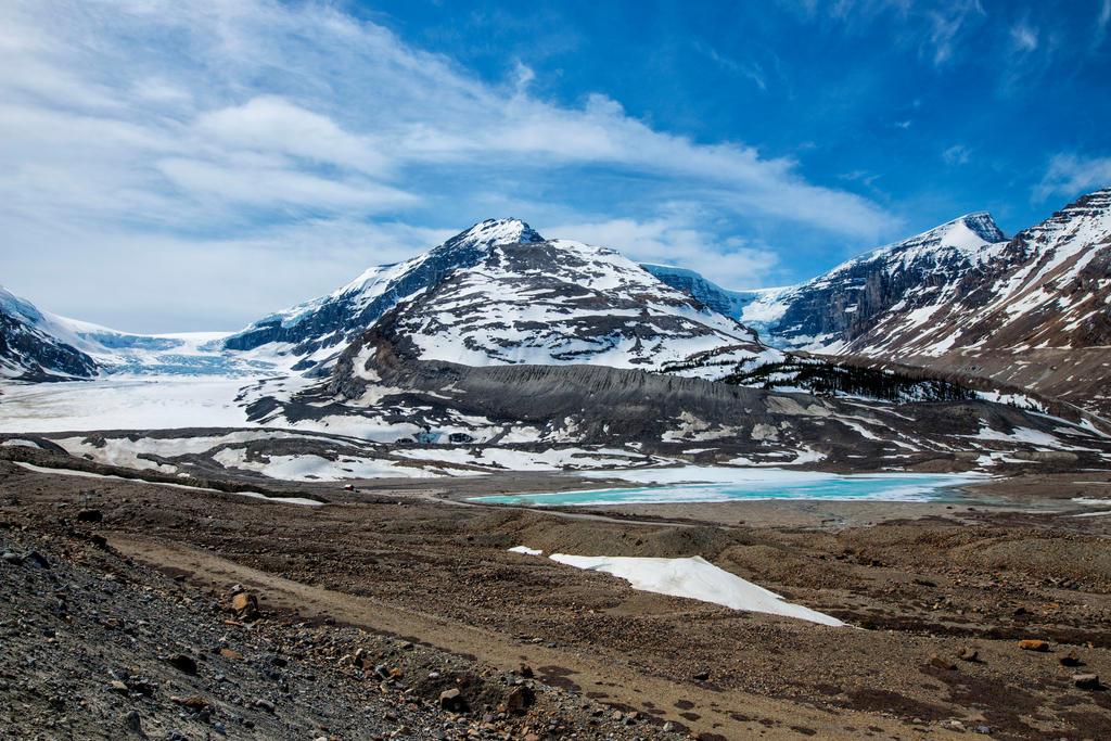 Icefields glacier II. by voogac