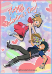 Feliz San Valentin! by Damany7