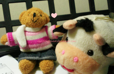 Sweet Friendship by chocochipzbear