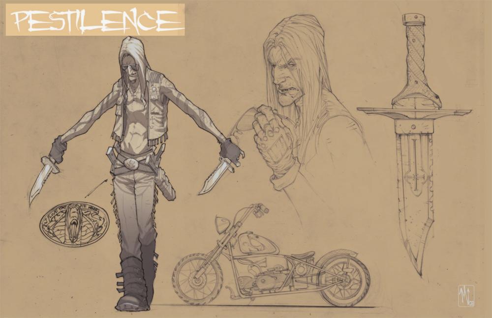pestilence by ZurdoM