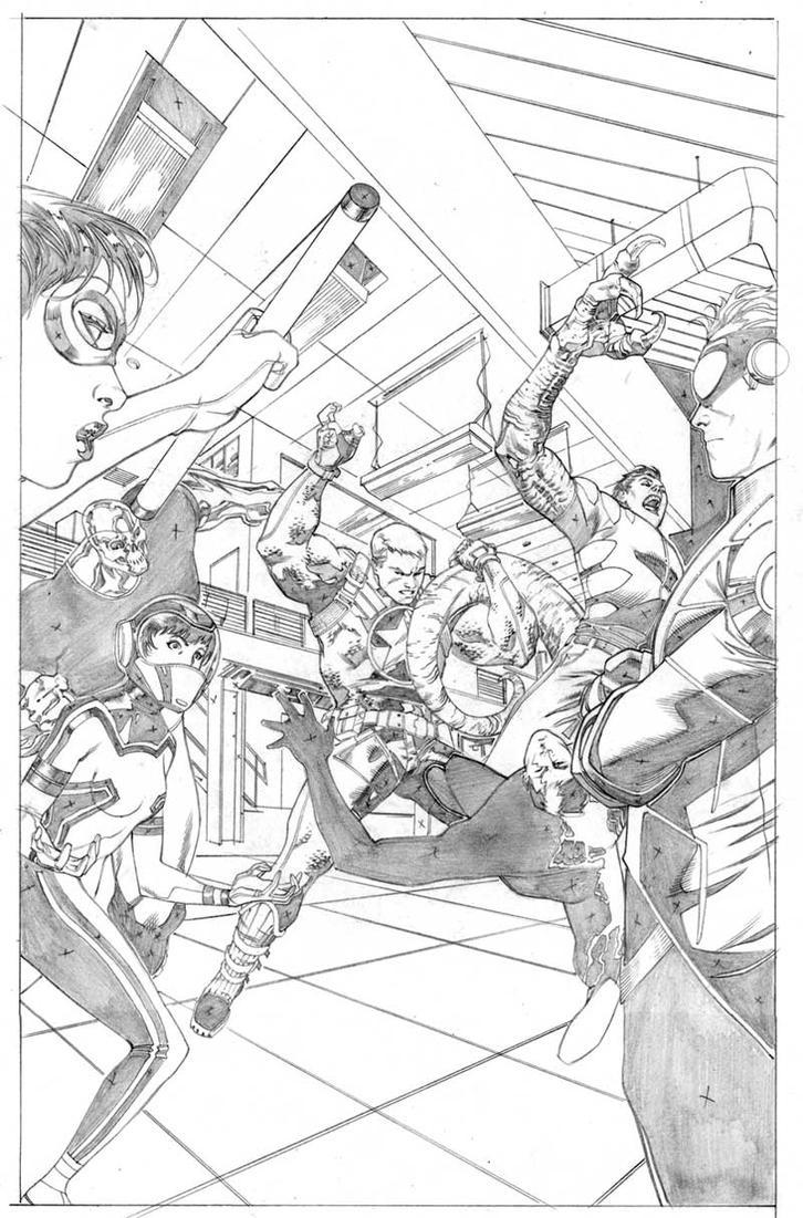Avenger Academy pg2 by ZurdoM